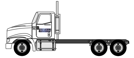 Single and Tandem Axle Day Cab Tractors